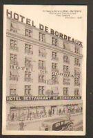 BAYONNE (64) HOTEL-RESTAURANT DE BORDEAUX