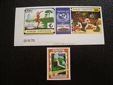 REPUBLIQUE CENTRAFRICAINE - timbre - yt aerien n° 86 85A nsg (non dentele) (A7)