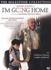 I'm Going Home (Milestone DVD, 2003) Manoel de Oliveira, GREAT SHAPE