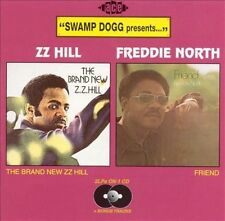 NEW Swamp Dogg Presents: The Brand New ZZ Hill / Friend (Audio CD)