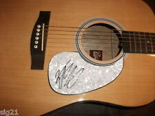 Easton Corbin Sexy IP Signed Autographed Acoustic Guitar PSA Guaranteed