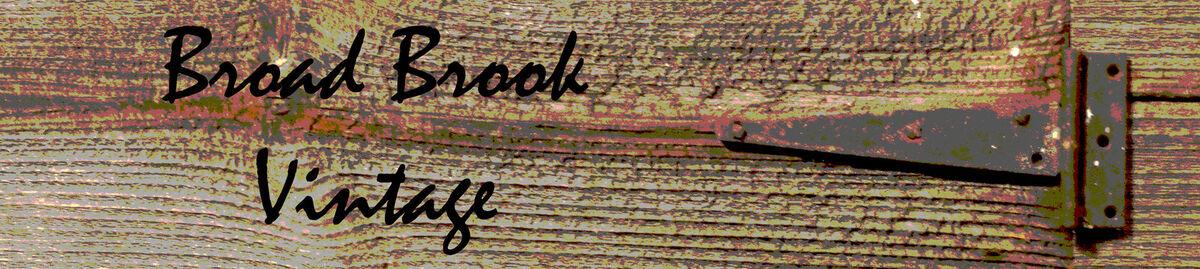 Broad Brook Vintage
