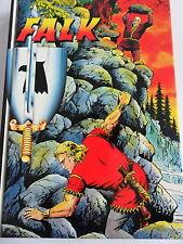 1x Comic - FALK Nr. 2 - (Hardcover) - Hethke Verlag (Sammelband Nr. 6-10)