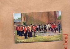 Tucks Oilette military life East surrey volunteers Regiment Unposted art
