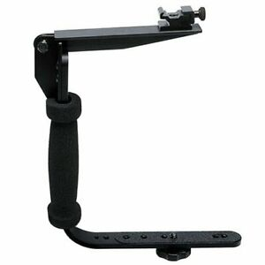 Vivitar Horizontal and Vertical SLR Flash Bracket--VIV-FB-150