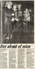 31/7/1982Pg34 Black & White Picture 7x8 Charged Gbh