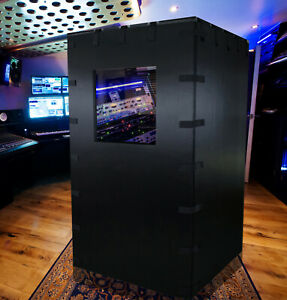 The Ultimate Recording Sound Proofing Voice Over Vocal Booth