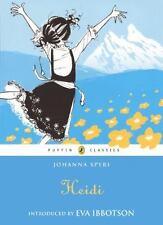Heidi (Turtleback School & Library Binding Edition) (Puffin Classics)-ExLibrary