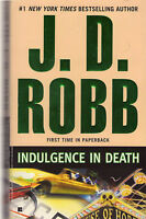 Set Lot of  4 Nora Roberts J.D. Robb In Death Series # 29-32 Kindred Fantasy