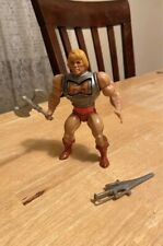 1984 Battle Armor He-Man (Complete) Masters of the Universe