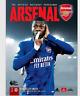 Arsenal v Manchester United Premier League 30-1-21 - Electronic Programme RARE