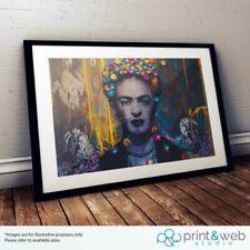 Frida Kahlo Art Posters