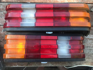 Rear Lights for Mercedes-Benz W201 190D 190E Right and Left Set of lights