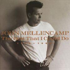 John Mellencamp : The Best That I Could Do 1978-1988 CD (1998)