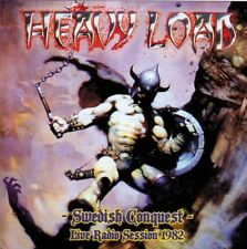 "HEAVY LOAD: ""Swedish Conquest-Live Radio session 1982"" (CD Reissue)"