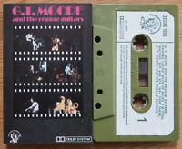 G. T. MOORE / REGGAE GUITARS (ZCCAS 1095) 1974 UK CASSETTE TAPE TOM ROBINSON VG+
