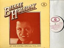BILLIE HOLIDAY at her extra special volume 1AV.INT.1019 uk avenue LP PS EX/EX-