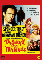 [DVD] Dr. Jekyll and Mr. Hyde (1941) Spencer Tracy, Ingrid Bergman *NEW