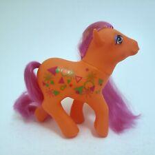 Vintage My Little Pony Rockin' Beats Half Note 1980s Hasbro