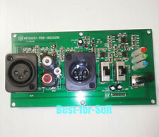 Supper Bass Subwoofer Preamplifier Board XLR / RCA Signal Stereo Balance Preamp