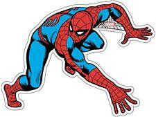 Spiderman STICKER - Decal Marvel Comics Cartoon Superhero Official SE366