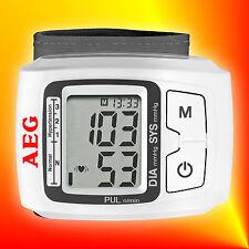 AEG BMG 5610 Blutdruckmessgerät automatisch Handgelenk Blutdruck Puls Meßgerät