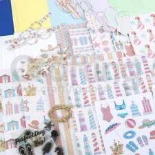 Fab scraps Summer Loving Mini Card Kit - New