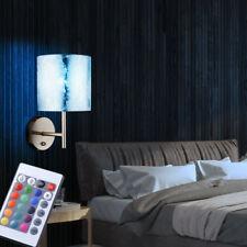 LED RVB Applique murale hauteur 26 cm CHANGEMENT DE COULEUR variateur