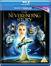 The Neverending Story 30th Anniversary Edition Blu-ray 1984 Region N