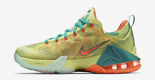 "Nike Lebron XII 12 Low PRM ""LeBronold Palmer"" Basketball Shoes Size UK 7 DS"