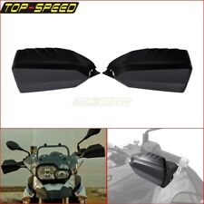 Black Handguards Protection Set Hand Guard Large For BMW F650GS/700GS/800GS New