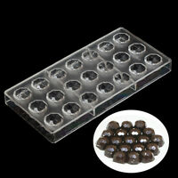 Diamond Shaped Chocolate Candy Mold Polycarbonate PC DIY Mould Cookie Tray