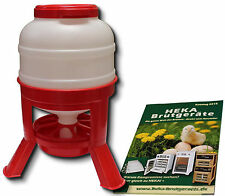 Silo / Automatic Feeder for Poultry, 30kg (40Ltr) @@@ Heka: 1x Art. 20225