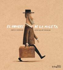 EL HOMBRE DE LA MALETA. NUEVO. Nacional URGENTE/Internac. económico. LITERATURA