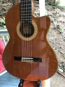 Alvarez-Yairi CY127CE Classical Guitar 1983.