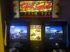 Namco Cyber Cycles arcade main pcb working #1