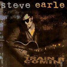 Steve Earle - Train a Comin' 180 LP BRAND NEW w/ Emmylou Harris, Peter Rowan