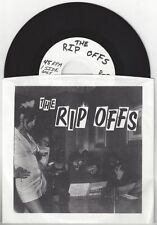 "The Rip Offs ""Make Up Your Mind"" 7"" OOP Supercharger Mummies Makers"