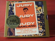 """DCC GZS-1135 JUDY GARLAND """" AT CARNEGIE HALL """" (DCC 24KT DOUBLE-GOLD-CD/SEALED)"""