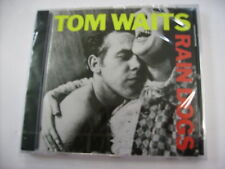TOM WAITS - RAIN DOGS - CD NEW SEALED  MADE IN EU