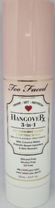 Too Faced Hangover 3-in-1 Primer & Setting Spray 120ml UNBOXED
