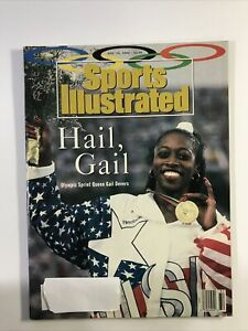 Sports Illustrated August 10 1992 Gail Devers USA Olympic Sprint Queen