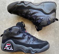 Fila Grant Hill 95 Men's Retro Basketball Shoes Size 8.5 Black 90s NBA