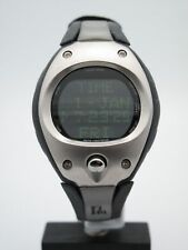 Pulsar Spoon Men's Stainless Steel Black/Gray Band Digital Dial Watch PAY001