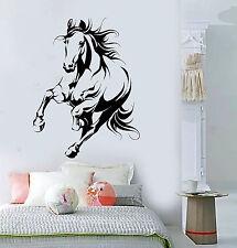 Vinyl Wall Decal Beautiful Horse Animal Room Interior Stickers Murals (ig4834)
