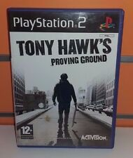 Tony Hawk's Proving Ground PS2 USATO ITA