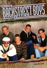 Backstreet Boys (Gos) (Pbk) (Oop) (Galaxy of Superstars)-ExLibrary