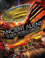 ANCIENT ALIENS AND THE NEW WORLD ORDER NEW DVD
