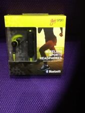 Goji Sport Ear Fin Wireless Sports Headphones Gsfintbt17 -