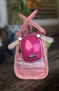 Sega iDog Robotic Dog Audio Music MP3 iPod Speaker Hot Pink (CARRIER INCLUDED)